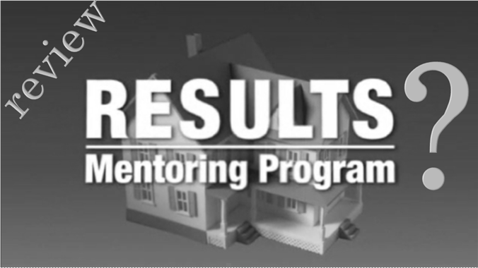 Complete review on Steve McKnight's RESULTS mentoring program -Part 2